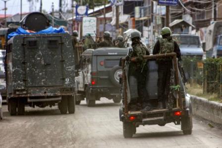 5 CRPF Jawans Killed In Militant Attack In J&K's Anantnag