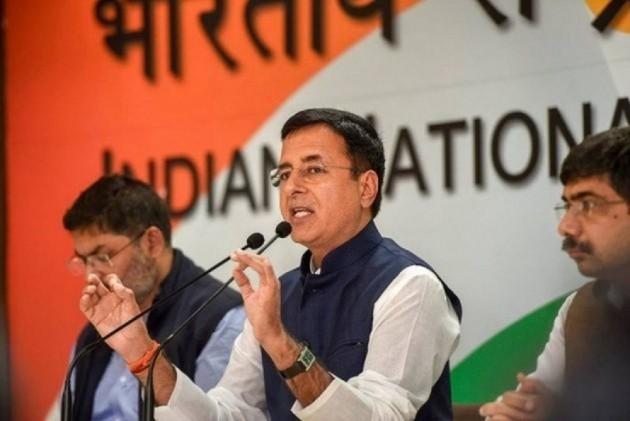 Rahul Gandhi Was, Is, Will Be Congress President: Randeep Surjewala