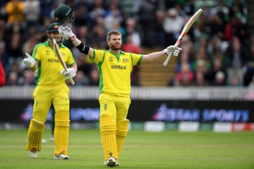 Cricket World Cup 2019 Pakistan Vs Australia David Warner