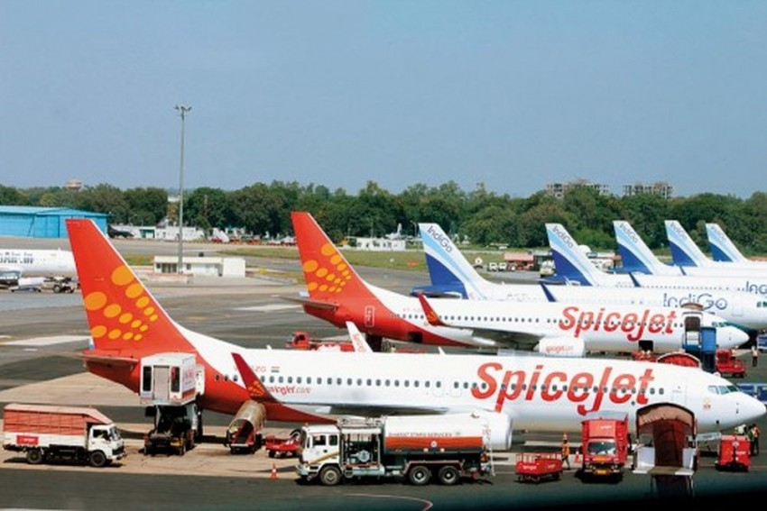 SpiceJet Aircraft Makes Safe Landing In Jaipur Despite Tyre Burst