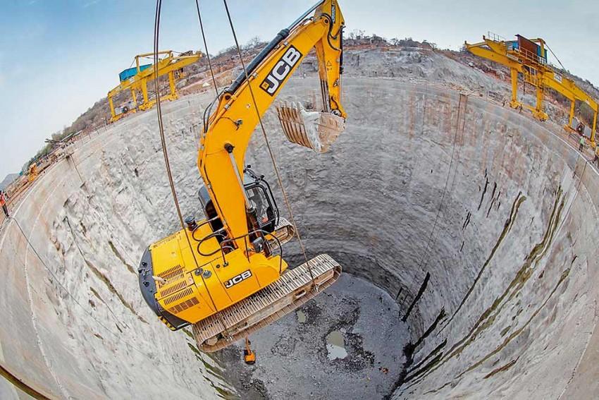 KCR's Ambitious Kaleshwaram Lift Irrigation Project Nearing Completion