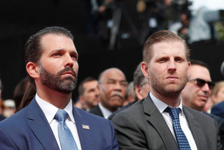 Trump Jr Grilled By US Senators Over Russia, Says Unconcerned About Perjury