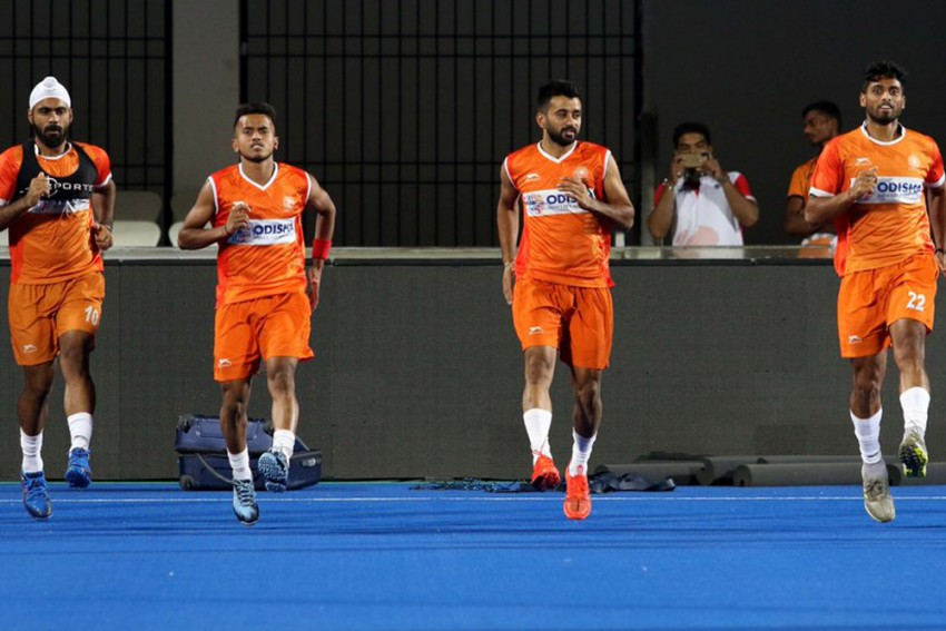 FIH Series Finals: India Gear Up For Semifinal Clash Against Japan