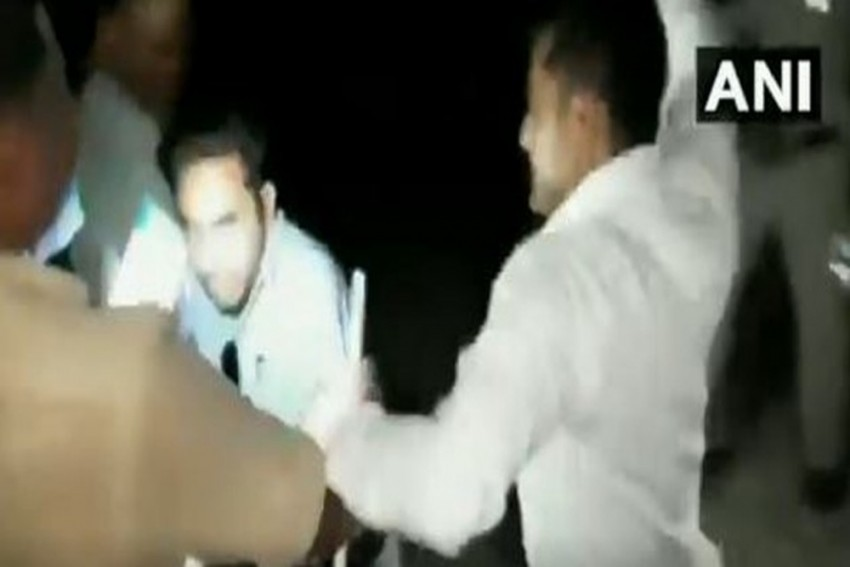 Four Railway Policemen Booked For Thrashing Journalist In Uttar Pradesh