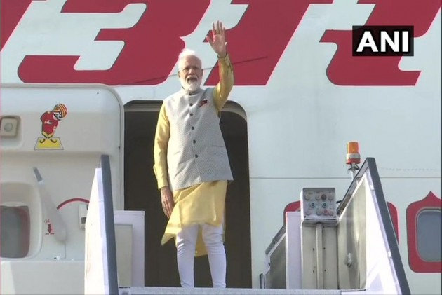 SCO Summit: PM Modi Leaves For Bishkek; Meetings With Chinese, Russian Presidents On Cards