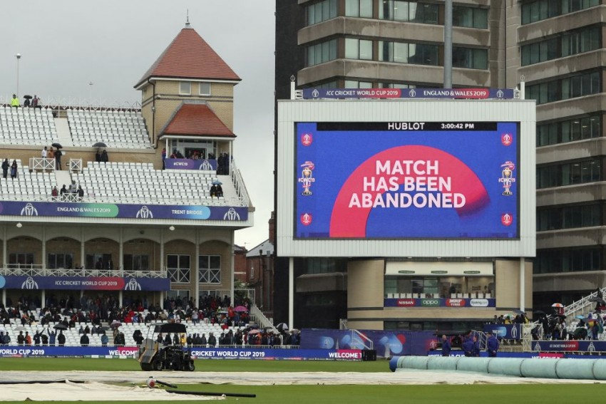 Cricket World Cup 2019: India, New Zealand Share Points After Another Washout