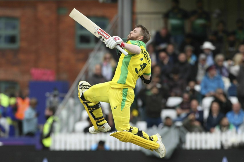 Australia vs Pakistan, Cricket World Cup 2019: David Warner Feared He May Never Score A Century Again