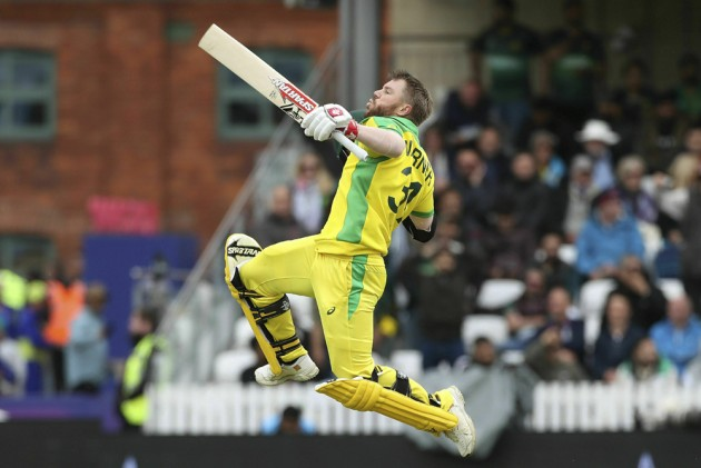 Australia Vs Pakistan Cricket World Cup 2019 David Warner
