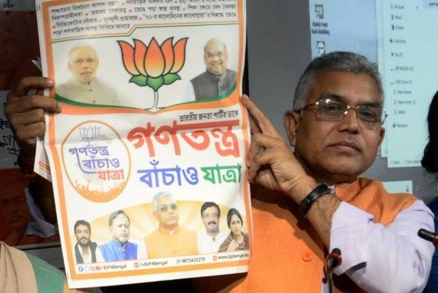 Better To Convert Bengal Into 'Second Gujarat' Than Bangladesh: State BJP Chief To Mamata Banerjee