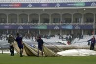 India Vs New Zealand, ICC Cricket World Cup 2019, Trent Bridge, Highlights: Match Abandoned Due To Incessant Rain