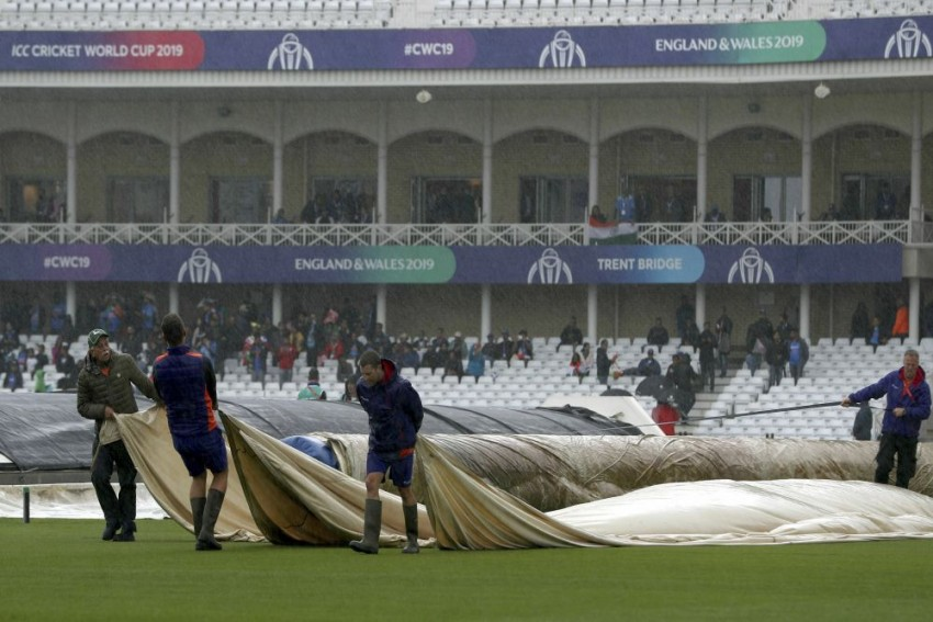 India Vs New Zealand, ICC Cricket World Cup 2019, Trent Bridge, Highlights: Match Abandoned Due To Incessant Rain