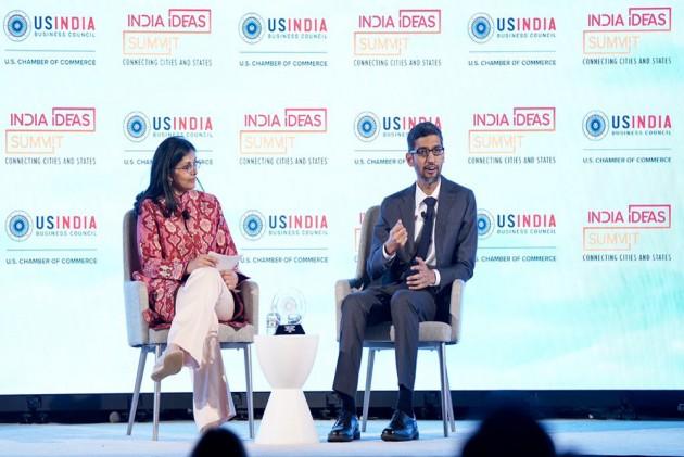OK Google: Sundar Pichai Predicts India Vs England Cricket World Cup 2019 Final