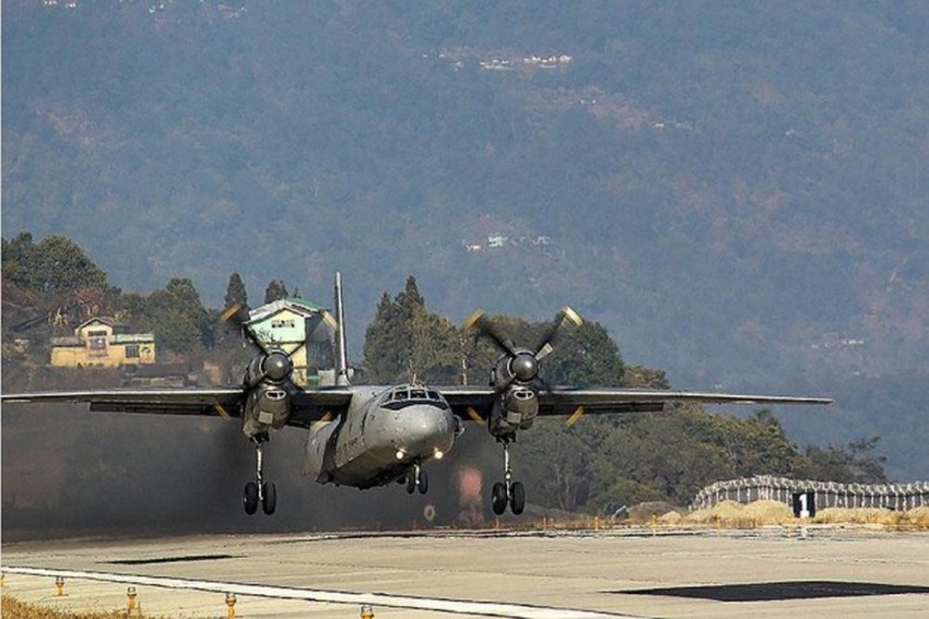 Black Box Of IAF AN-32 Aircraft Recovered