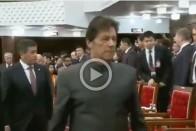 WATCH | Pakistan PM Imran Khan Trolled Over Seating Gaffe At SCO Summit