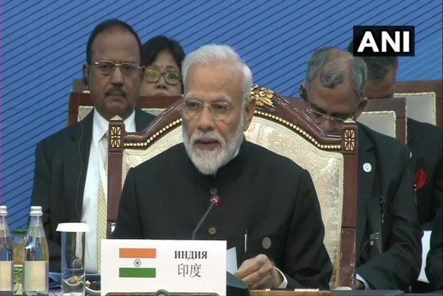 At SCO Summit, PM Modi Says, 'Countries Sponsoring Terrorism Must Be Held Accountable'