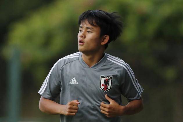 Real Madrid Beat Barcelona, PSG, Manchester City To Sign 'Japanese Messi' Takefusa Kubo