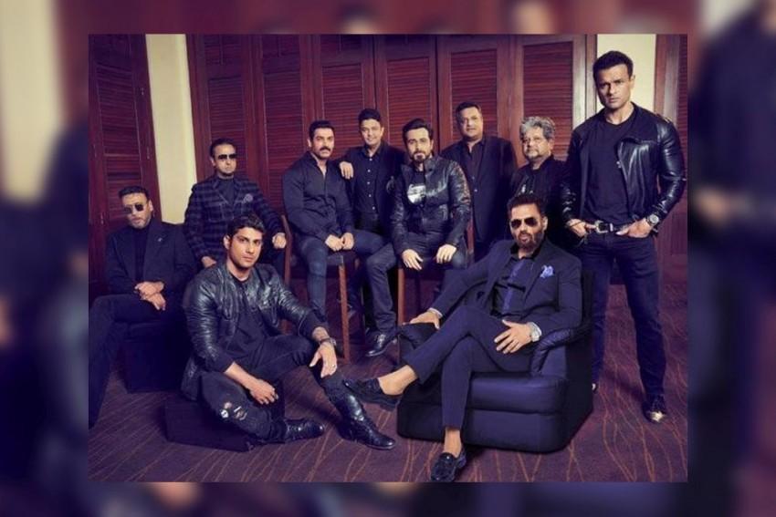 Jackie Shroff, Suniel Shetty To Join John Abraham And Emraan Hashmi in Sanjay Gupta's Gangster Drama 'Mumbai Saga'