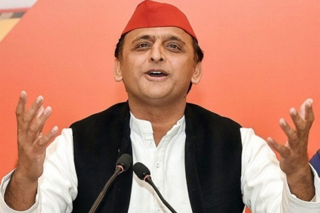 'Jungle-Raj' Prevailing In Uttar Pradesh, 'Wake Up' Yogi Govt: Akhilesh To UP Governor