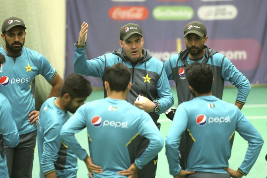 IND Vs PAK, ICC Cricket World Cup 2019: Confident Pakistan Coach Mickey Arthur Reveals Their Masterplan To Beat India