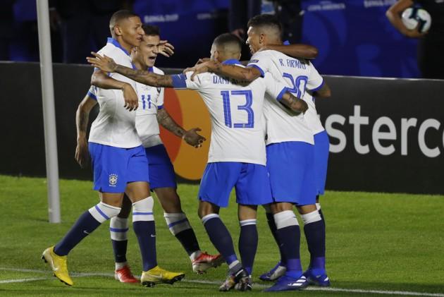 Copa America: Brazil Defeat Bolivia In Tournament Opener