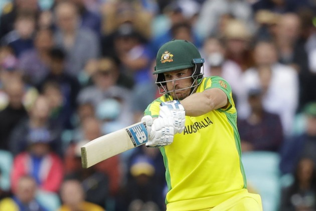 ICC Cricket World Cup 2019, AUS Vs SL: Aaron Finch Blasts Joint-Highest Score Of The Tournament