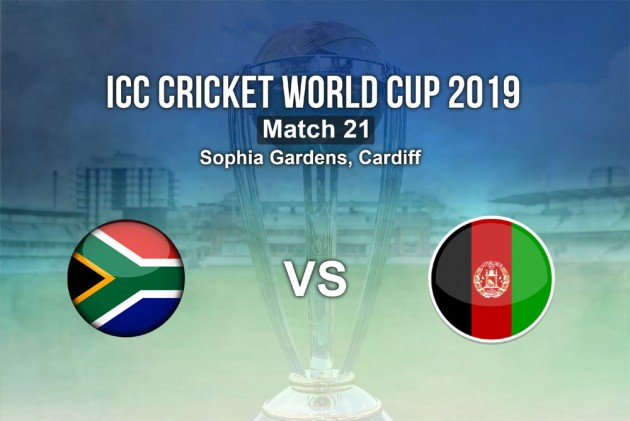 ICC Cricket World Cup 2019, SA Vs AFG Highlights: South Africa Stroll To First Win, Beat Afghanistan By Nine Wickets