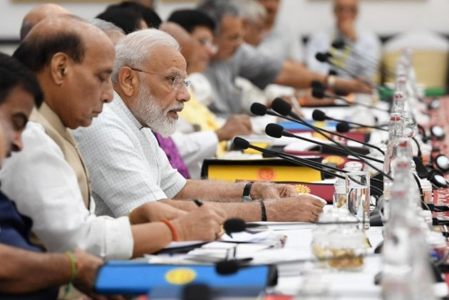 At Niti Aayog Meet, PM Modi Says Goal To Make India US $5 Trillion Economy 'Challenging But Achievable'