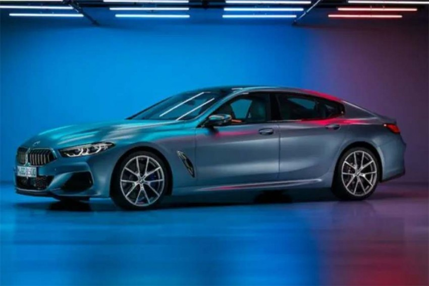 BMW 8 Series Gran Coupe Images Leaked; Looks Absolutely Stunning!