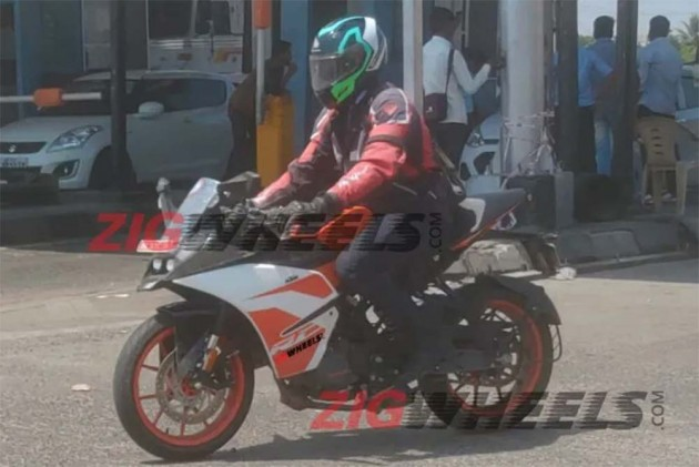 KTM RC 125 India Launch Confirmed