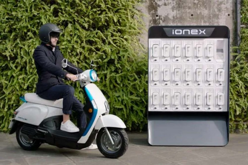 22Kymco iFlow's Ionex Battery Technology Explained