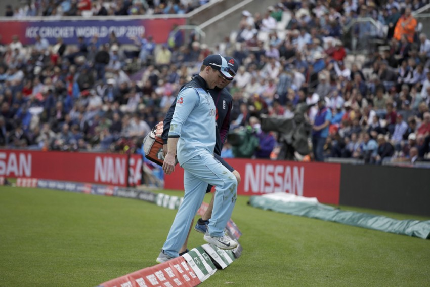 Cricket World Cup 2019: England Receive Injury Scares In Eoin Morgan And Jason Roy