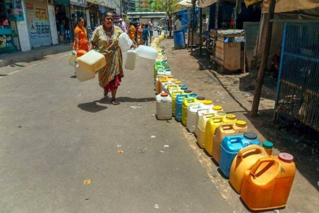 Chennai Looks To Beat Its Water Woes – In Curious Ways