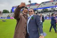 Cricket World Cup, India Vs Pakistan: Look Who's In Old Trafford – Virender Sehwag And Ranveer Singh Click Selfie