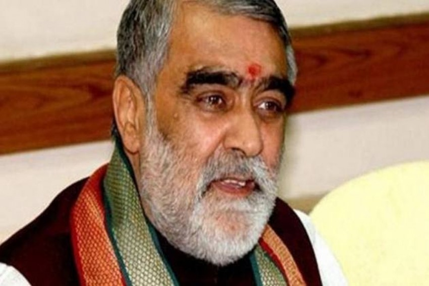 'I Was In Deep Thought': Ashwini Choubey Denies He Was Sleeping During Press Conference On Encephalitis