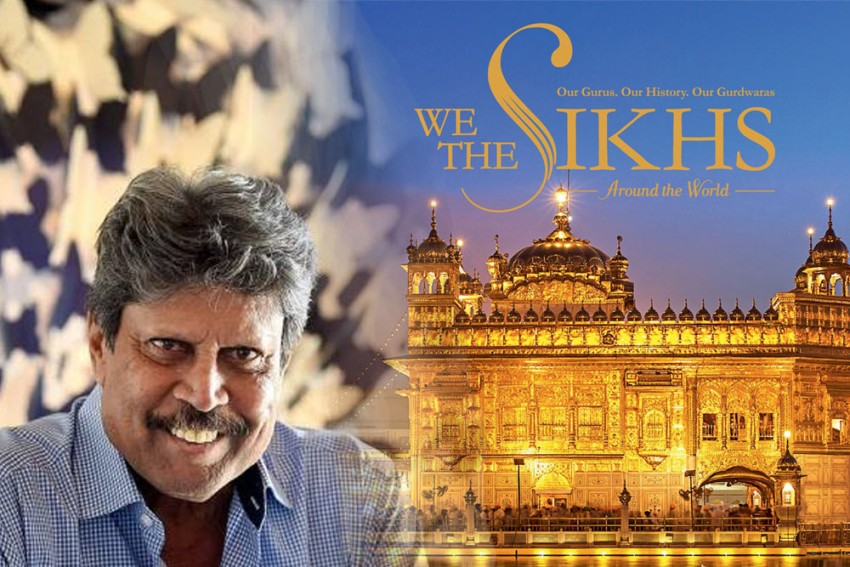 'It Talks About Power Of Universalism And Liberalism': Kapil Dev On His Book 'We The Sikhs'