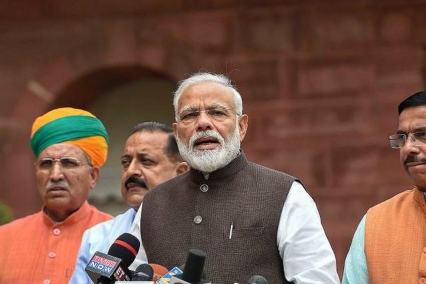 First Session Of 17th Lok Sabha Begins, PM Modi, Newly-Elected Members Take Oath