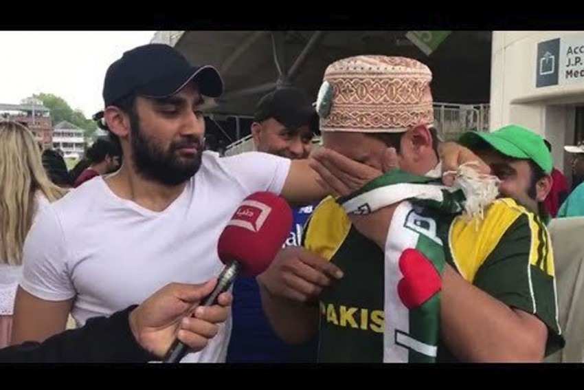 IND Vs PAK, Cricket World Cup: Don't Mistake Tears For Rain! How Pakistan Reacted After Yet Another Defeat To India