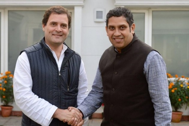 Is Whisper Campaign Against Praveen Chakravarty Actually Aimed At Rahul Gandhi?