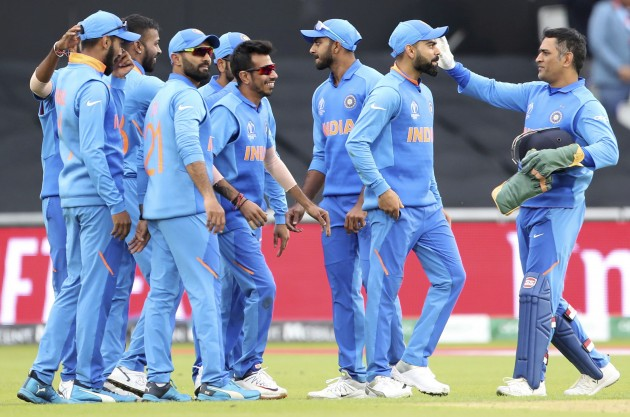 ICC World Cup 2019, IND Vs PAK: India Make It 7-0 With Convincing Win At Manchester