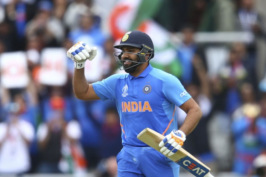 India Vs Pakistan: On Father's Day, New Dad Rohit Sharma Says Birth Of Daughter Samaira Gives Him Serenity To Bat In The Middle