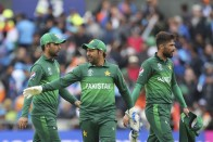 India Vs Pakistan: Four Dismissals In 12 Runs Leave Pakistan Captain Sarfaraz Ahmed Heartbroken