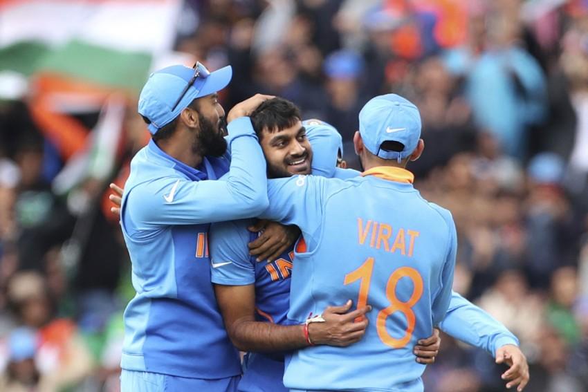 On Big Day, Vijay Shankar, India's New Joy, Plays Role To Perfection Vs Pakistan
