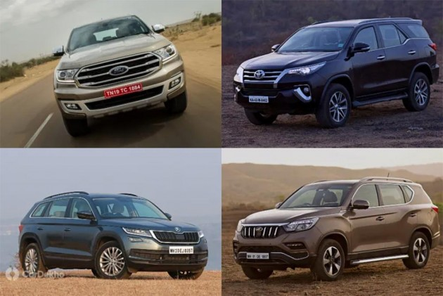 Toyota Large Suv >> Toyota Fortuner Retains Top Spot In Premium Large Suv