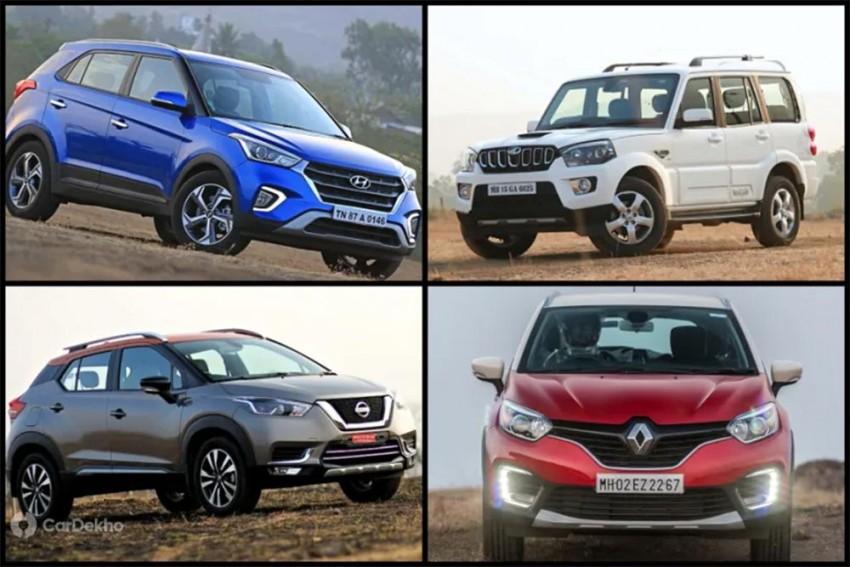 Hyundai Creta, Mahindra Scorpio Most Popular Compact SUVs In June 2019