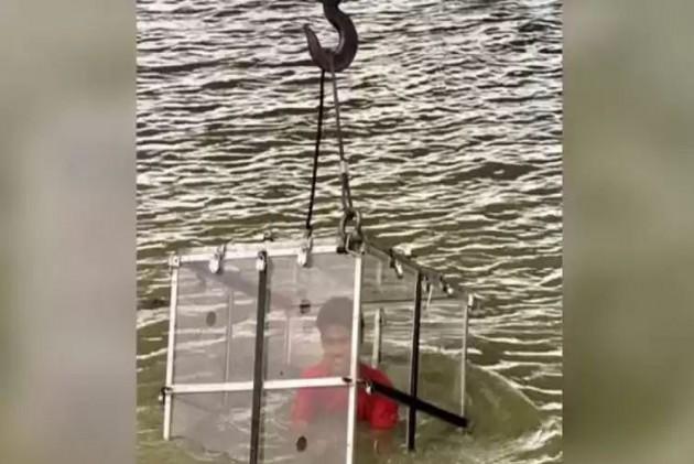 Kolkata Man's Live Stunt In Hoogly River Turns Fatal, Drowns