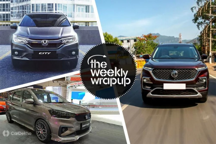 Top 5 Important Car News Of The Week