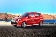 Maruti Suzuki Alto Leads Segment Despite Massive Drop In Monthly Demand In May 2019
