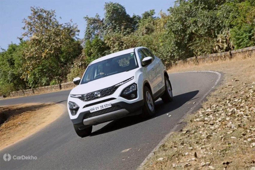Tata Harrier, Jeep Compass, Mahindra XUV500 Demand Drops In May 2019. Is This The MG Hector Effect?