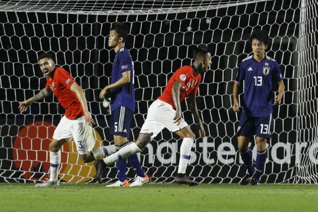 Copa America: Chile Coast Past Japan In Sao Paulo