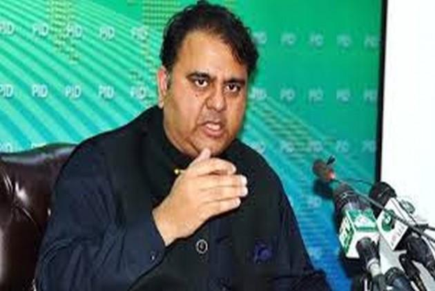 Pakistan Minister Slaps TV Journalist, Calls Him 'Indian Spy'